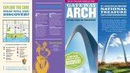 EXPLORE THE CORE - Gateway Arch