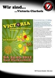 Newsletter März 2012 - TSV Victoria Clarholz