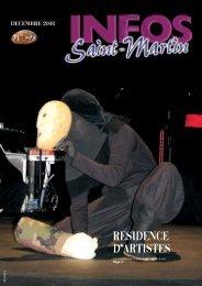 Décembre 2008 - Ville de Saint-Martin-de-Crau