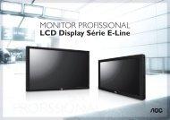 EO-0315-12 Catálogo A4 Monitor Série E-Line 2.indd - AOC
