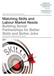 WEF_GAC_Employment_MatchingSkillsLabourMarket_Report_2014