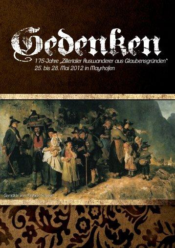 Programm - Heinz Kornemann