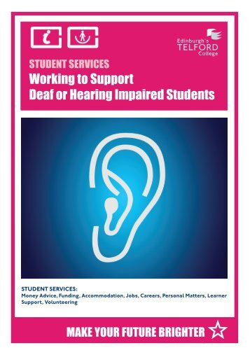 hearing impaired jobs