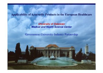 Government-University-Industry Partnership Applicability of ...