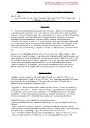 Římská republika I. (pdf) - eAMOS