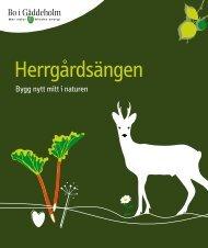 Herrgårdsängen Bygg nytt mitt i naturen (pdf - 2679 kB) - Västerås stad