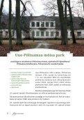 Lõuna-Eesti pargid - Keskkonnaamet - Page 6