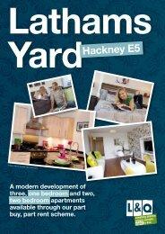 YardHackney E5 - London & Quadrant Group
