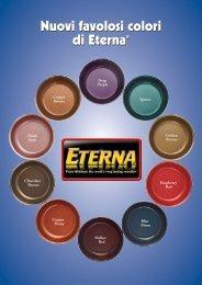 Nuovi favolosi colori di Eterna