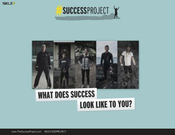 WHAT DOES SUCCESS LOOK LIKE TO YOU? - Onstream Media