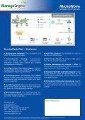 Hauptmerkmale: ServiceDesk Plus unterstützt ... - ManageEngine - Seite 2
