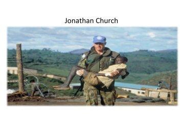 Jonathan Church - DEFENCE 2020