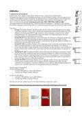 Katalog obiektowy - Drzwi DANA - Page 3