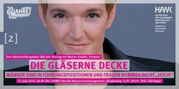 DiE GläsERnE DEcKE - Bistum Hildesheim