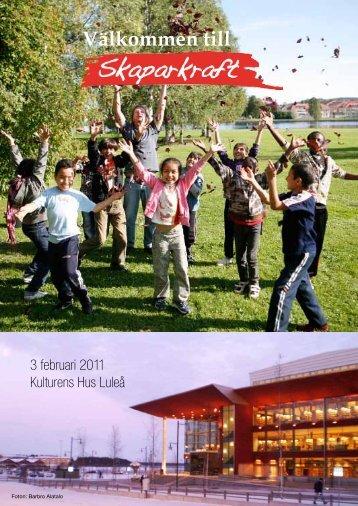 Konferens om skaparkraft