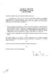 Uchwała Nr 428/LIII/09 Rady Miejskiej w Serocku z dnia 22 grudnia ...