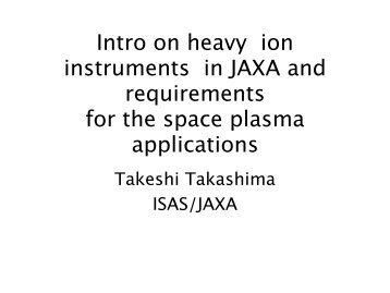 (plasma). - X-ray Astronomy Group at ISAS