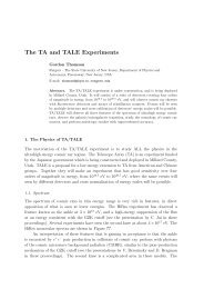 The TA and TALE Experiments - High Resolution Fly's Eye Experiment