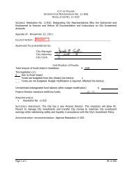 Resolution No. 11-032 - City of Palmer, Alaska