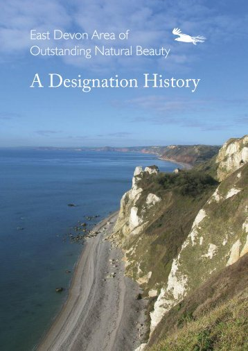 A Designation History - East Devon Area of Outstanding Natural ...