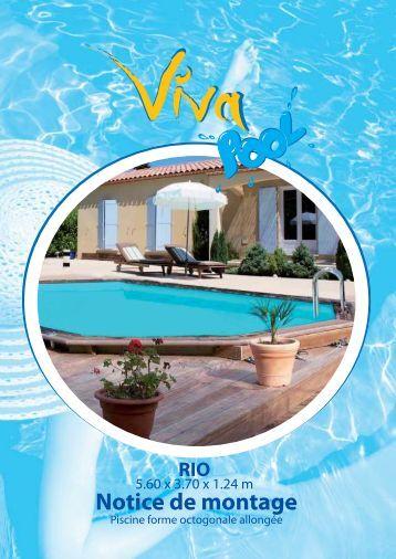 Notice de montage piscine osmose trigano store - Piscine trigano osmose ...