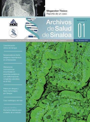 Revista Médica-01.indd - Hospital General de Culiacán