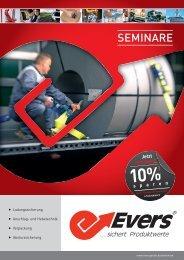 Evers Seminarbroschüre 2012 - Evers GmbH