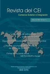 Revista del CEI 11.pdf - Centro de Economía Internacional