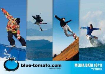 MEDIA DATA 10/11 - Blue Tomato
