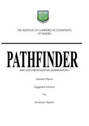 THE INSTITUTE OF CHARTERED ACCOUNTANTS ... - Resourcedat
