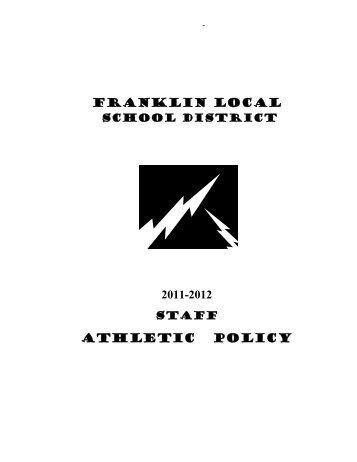 PHILO HIGH SCHOOL - Franklin Local School District