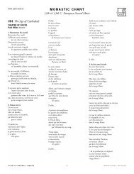 2907356.57 F sung for web - Harmonia Mundi