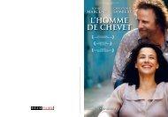 L'HOMME DE CHEVET - Unifrance
