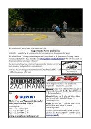 Supermoto News und Infos - Junior Racing Team