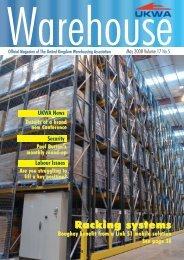 UKWA PDFS MAY - United Kingdom Warehousing Association