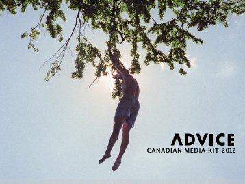 CANADIAN MEDIA KIT 2012 - Vice