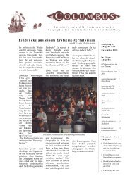 Ausgabe 2 - Geographisches Institut Uni Heidelberg