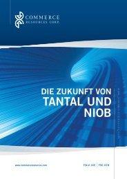 Die Zukunft von Tantal und Niob - GOLDINVEST.de