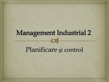 Planificare