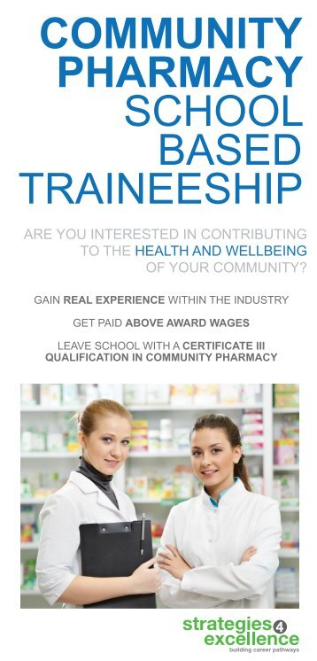 Community Pharmacy - G-Force Recruitment