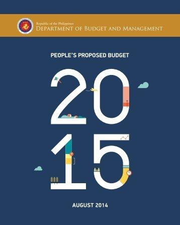 Final-Online-DBM-Proposed-Budget-2015