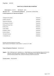 Il bando (File PDF, 1.1 MB) - POR - FESR - Regione Emilia-Romagna