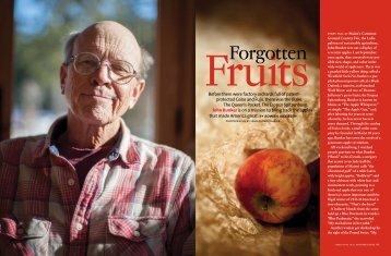 John Bunker, Maine's Apple Whisperer - Rowan Jacobsen