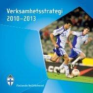 Verksamhetsstrategi 2010–2013