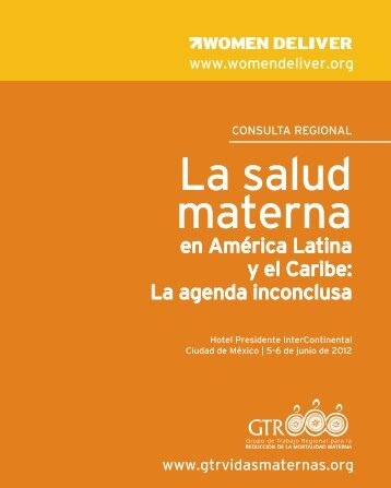 agenda - Women Deliver