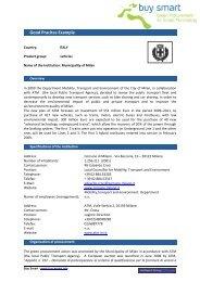 Italy_Municipality of Milan (pdf, 124 KB) - Buy Smart