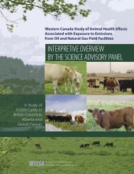 Advisory Panel Report - Agriculture and Rural Development