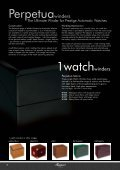 Download watchwinder catalogue - Rapport - Page 6