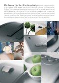 Apparatserie Eljo Senso® Form och funktion för moderna rum - Elot - Page 3