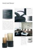 Apparatserie Eljo Senso® Form och funktion för moderna rum - Elot - Page 4